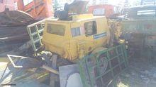 PUTZMEISTEIR BSA 1002 D Pumps '