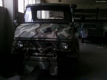 Used Unimog '69 in A