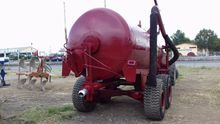 Bcs 9000 litra '91 sewage treat