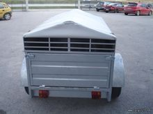 Used trailer for dog