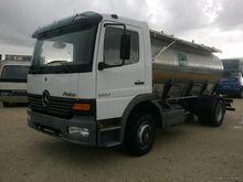 Mercedes-Benz 1223 ATEGO '00