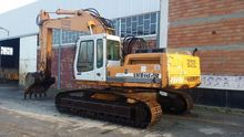 Used Liebherr 932 HD