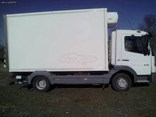 Mercedes-Benz 818 ATEGO freezin