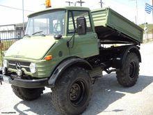Unimog 406 '80
