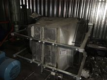 Oil cooler forced ventilation '