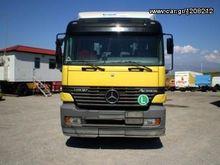 Mercedes-Benz 2640/2540 ACTROS