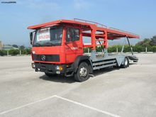 Mercedes-Benz 1524 ABS - OVER '