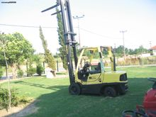 Used Hyster 3.5 '06