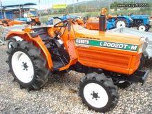 Used Kubota L2002DT-