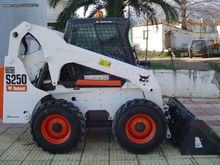 Bobcat S250 TURBO HIGH FLOW- A