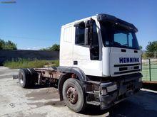 Used Iveco Cursor 35