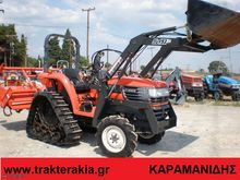 Kubota GT 21 with bucket '10