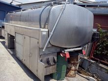 INOX TANKS FOR MILK OIL WATER '