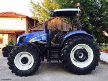New Holland TS100A '12