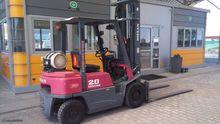 Used Nissan PJ02A20-