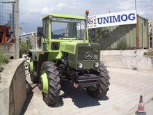 Unimog MB TRAC 800 '80