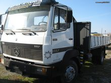 Mercedes-Benz 1117 ABS LICENCE