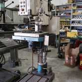 HXMC Vertical Drill Press Model