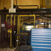 Robot CNC Lathe Gantry Loader