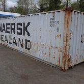 40' Cargo Worthy Shipping Conta