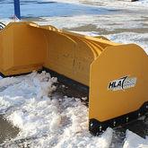 Horst HLA3500 Snow Pusher Skid-