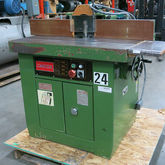 CANTEK Single Spindle Shaper, 5