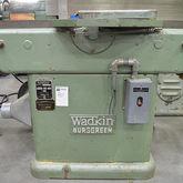 Wadkin Jointer 12BFT