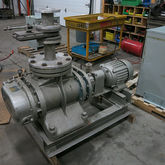 Heraeus-Engelhard 7.5hp Vacuum/