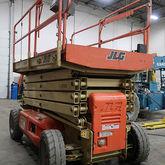 2002 JLG 3369LE 33ft Electric S