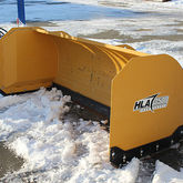 Horst HLA3500 Snow Pusher Skid-