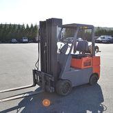 Hyster S60ES Forklift