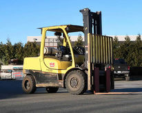HYSTER H100FT Rough Terrain For