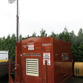 Stamford 125kVA Genset Light To