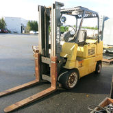 Used Hyster S120E ty