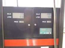 2013 Tokheim fuel dispenser Twi