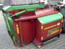 Used Strautmann Silo