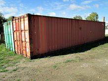 Seecontainer 40 Fuss , 12 m lan