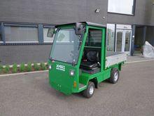 2010 Schmitz electro transporte