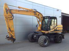 2007 JCB JS 145W