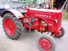Used 1954 Hanomag R
