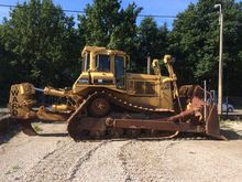 1988 Caterpillar D8N-Ripper