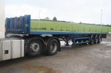 1990 Flat Bed 45FT Flat Bed Tra