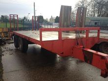 2007 Plant Trailer for Tractor