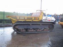 1996 Yanmar C80R Track Dumper