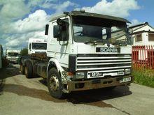 Used 1989 Scania 93H