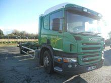 Used 2006 Scania P 2