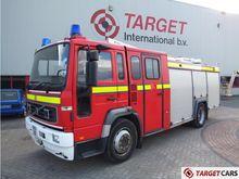 Volvo FL6-15 FIRE ENGINE 5480CC