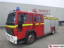 Volvo FL6-14 FIRE ENGINE 5480CC