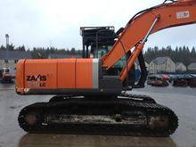 2009 Hitachi ZX210LC-3