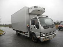 Used 2007 Isuzu NQR